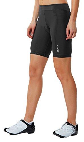 2XU Active Tri Shorts Women Black/Black Größe XS 2017 Triathlon Bekleidung