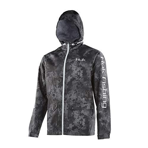 Huk Breaker Jacket Camo