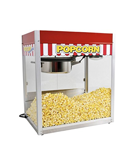 Best Review Of Paragon Classic Pop 16 Ounce Popcorn Machine for Professional Concessionaires Requiri...