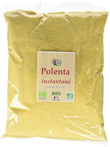 RITA LA BELLE - Polenta Instentanée Bio - 5 kg