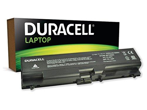 Duracell Original Akku für Lenovo ThinkPad T410 | T410i | T420 | T420i | T510 | T510i | T520 | T520i | W510 | W520 | SL410 Laptops
