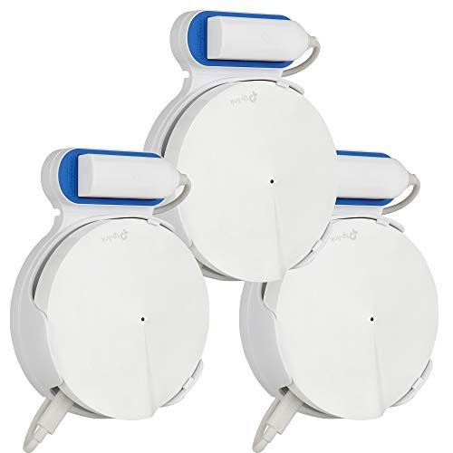 Bangcheer - Cajas de almacenamiento para cable y línea de alimentación para router WiFi, soporte de pared fácil de instalar para Tp...