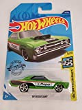 Hot Wheels 2020 Hw Speed Graphics '68 Dodge Dart, Green 70/250