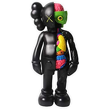 Prototype Fake KAWS Model Art Toys Action Figure Collectible Ornaments Model Toy Easter/Christmas for Home Decoration…