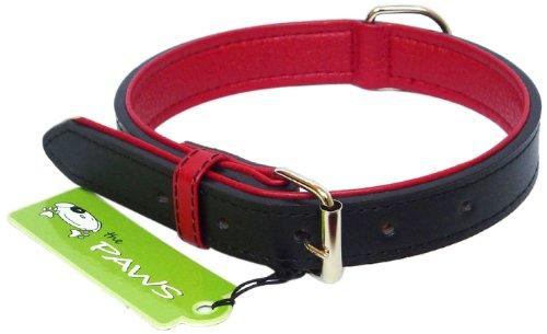The Paws - Collar para Perro, de Piel