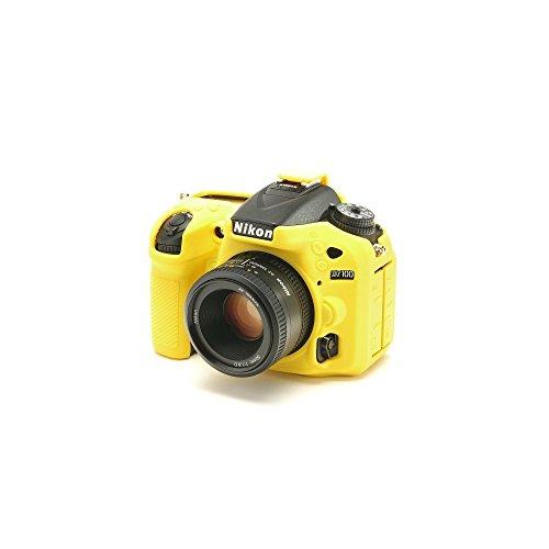 Bilora EasyCover - Cover per Nikon D7100, colore: Giallo