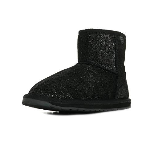 EMU Australia Kids Wallaby Mini Metallic Deluxe Wool Boots Size 25/26 EMU Boots