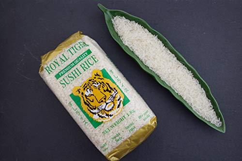 Royal Tiger - Sushi-Reis - 1kg