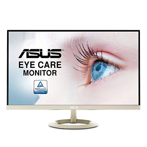 Asus 90Lm039C-B01370 Vz27Aq Eye Care Monitor, 27
