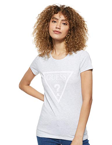 Guess Jeans O94I02J1311 T-Shirt mit kurtzen Ärmeln Damen S