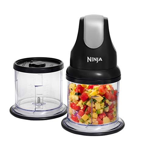 Ninja Professional Chopper [NJ1002UKBK] Stackable, 200W, Black