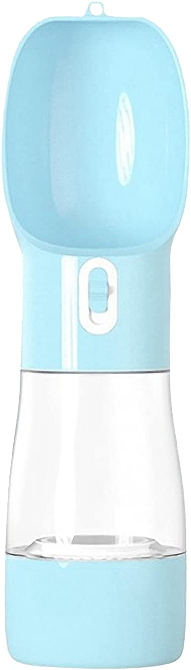 At the price ELEGX Dog Travel Water Pet Jacksonville Mall Drin Bottle Portable