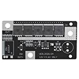 Circuito PCB per saldatore a punti portatile fai-da-te per kit di saldatura per accumulo di energia della batteria, attrezzatura per saldatura a punti del circuito stampato del PWB del saldatore a pun