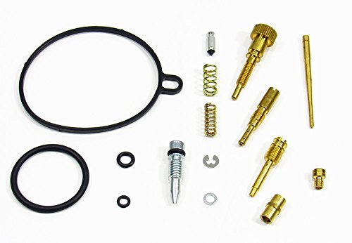 Outlaw Racing OR2539 Carburetor Carb Complete Master Repair Rebuild Kit Kawasaki Klx110 06-09