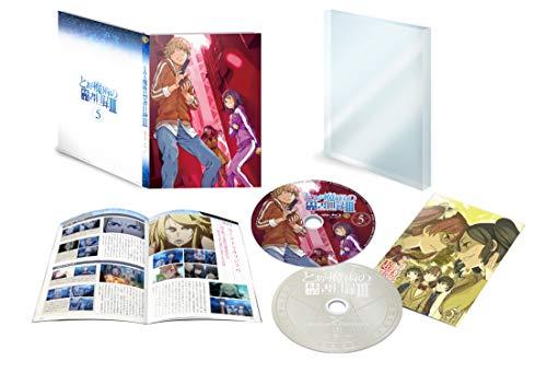 とある魔術の禁書目録III Vol.5<初回仕様版>(禁書目録たん&サントラCD付) [Blu-ray]