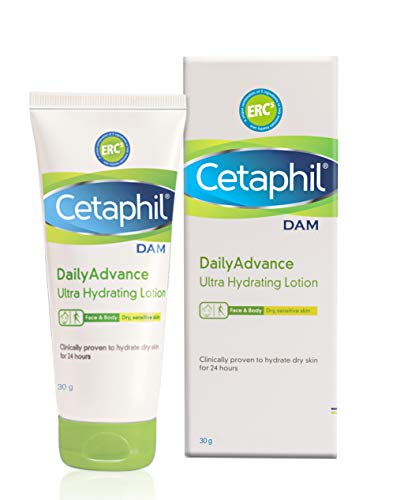 Cetaphil Dam Daily Advance Ultra Hydrating Lotion, 30g