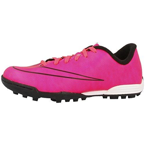 Nike Unisex-Kinder Mercurial Vortex Ii Fußballschuhe, Pink (Rosa/(Hyper Pink/Hyper Pink/Blk/Blk) 000), 38 EU