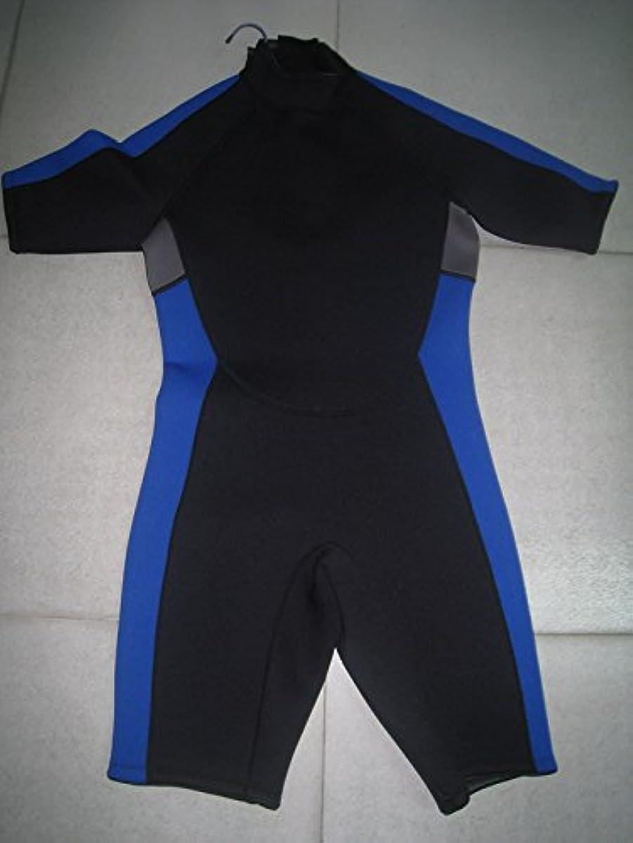 アレルギー性溶融パキスタン人Vageway ショートウェットスーツ メンズ/レディース スプリングスーツ スキューバダイビングスーツ ウィンドサーフィン トライアスロンスーツ