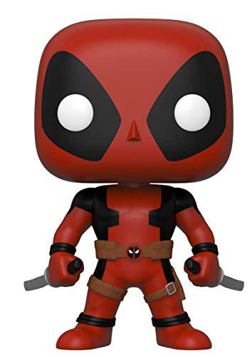 Funko Pop Deadpool con dos espadas – 25cm (Deadpool 543) Funko Pop Deadpool