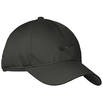 Nike Womens Golf Dri-FIT Swoosh Front Cap Anthracite/Black OS
