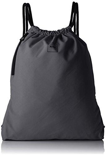 MSTRDS Unisex Basic Gym Sack Rucksack Beutel dark grey One