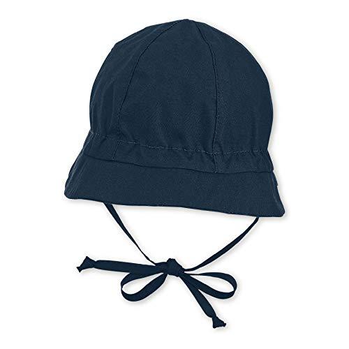 Sterntaler Unisex Baby Hut Mütze, Blau (Marine 300), 39