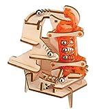 PlayMonster Marbleocity Triple Play 4 bar Link Marble Machine Kit