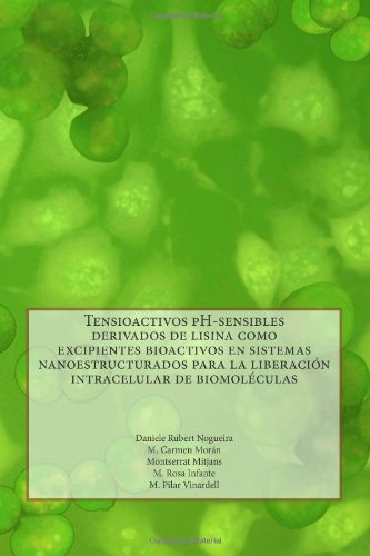 Tensioactivos pH-sensibles derivados de lisina como excipientes bioactivos en sistemas nanoestructurados para la liberación intracelular de biomoléculas