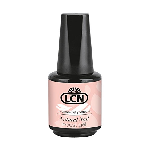 LCN Natural Nail Boost Gel - Rose charm