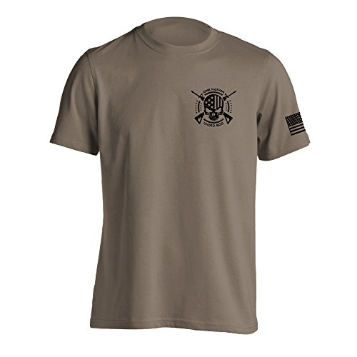 One Nation Under God Military T-Shirt