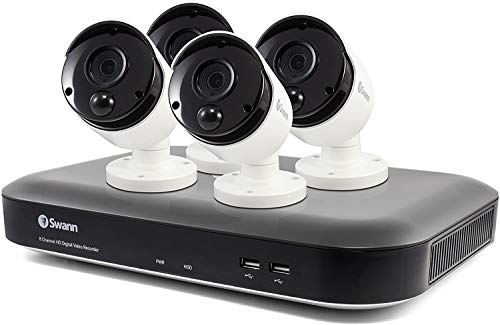 Swann Home Security Camera System