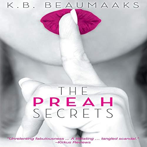 The Preah Secrets audiobook cover art