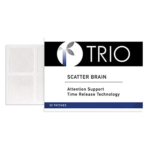 Trio Scatter Brain Great Brain Supplement Patch for Enhanced Memory, Attention Support, and Overall Brain Health (Best Mental Ray Render Settings)
