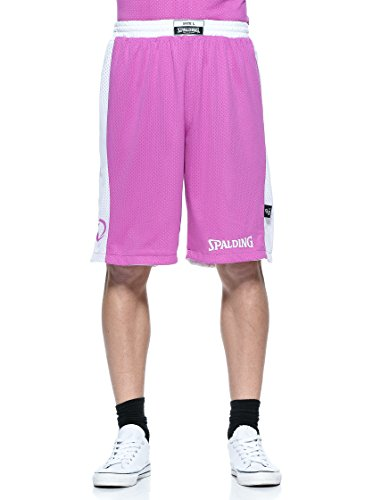 Spalding Pantalon 3/4 Streetcourt Creme/Noir - L XL Beige - Beige
