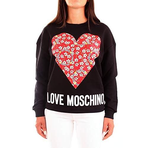 41s9dtoUSlL. SS500  - Love Moschino Women's Sweatshirt