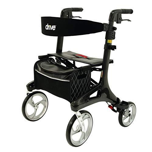 Drive Medical Rollator Nitro Carbon Größe M