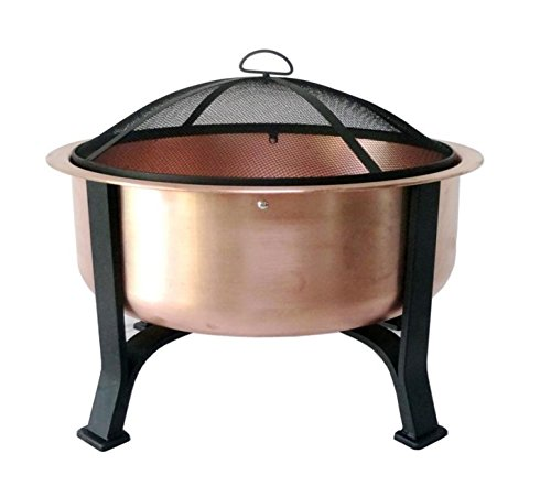 Global Outdoors 26-in Genuine Copper Deep Bowl...