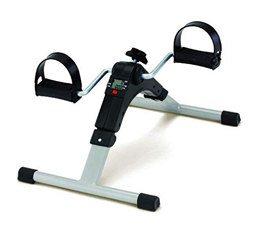 Online Hustle Mini Pedal Exercise Cycle/Fitness Bike (with Digital Display of Many Functions, Ready...