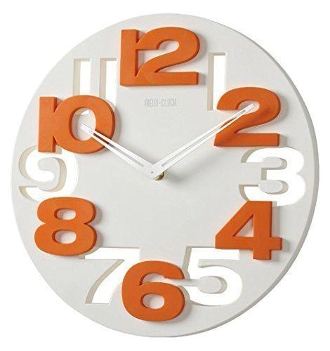 GMMH 3 D con diseño Moderno Reloj de Pared de Cocina baduhr