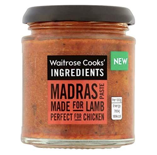Cooks' Ingredients Madras Paste 180g Waitrose