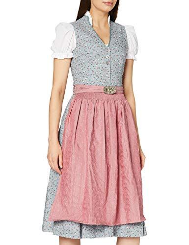 Stockerpoint Damen Schürze SC-300 Kleid für besondere Anlässe, Altrosa, 1