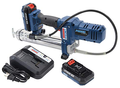Best Battery Powered Grease Guns