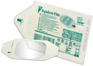 3M Health Care 1624W Tegaderm Film Dressing, Frame Style, 2.75