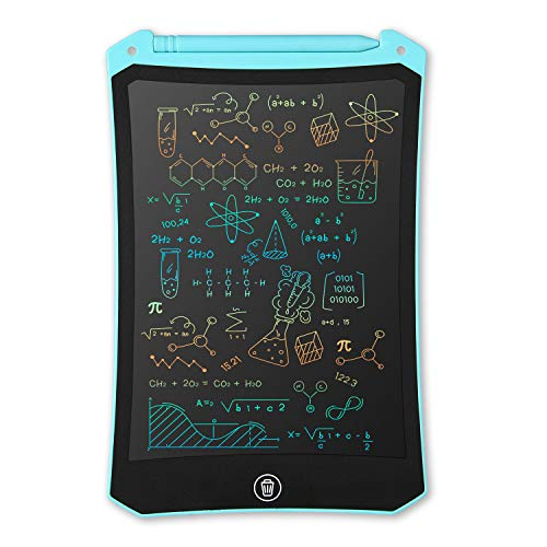 Newest LCD Writing Tablet, Electronic Digital Writing &Colorful Screen Doodle Board, Cimetech...
