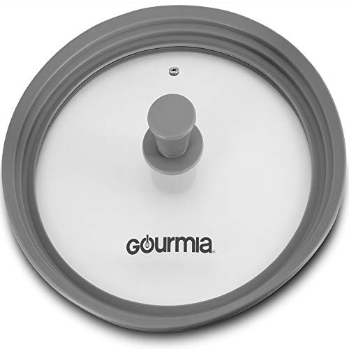 Gourmia GPL9370 Universal Lid for Pots, Pans and Skillets