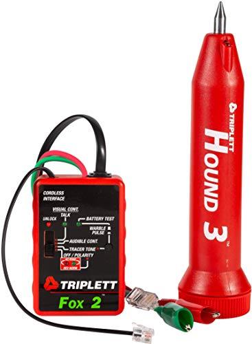 Triplett 3399 Fox 2 & Hound 3 Probe Kit