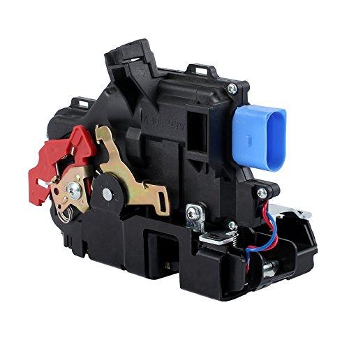 Justech Zentralverriegelung ZV Stellmotor Türschloss vorne Links 3D1837015, 3D1837015A, 3D1837015AB, 3D1837015AC, 3D1837015AQ, 3D9837015, 3D1837015AC, 3D1837015AQ, 3D9837015