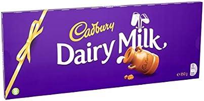 Cadbury Dairy Milk Chocolate Gift Bar 850g