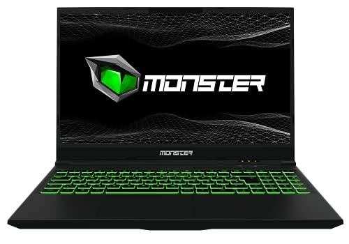Monster Abra A5 V15.9.2 15.6 Zoll 120HZ...