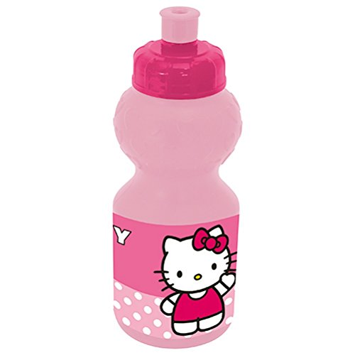 Hello Kitty Gourde bouchon sport